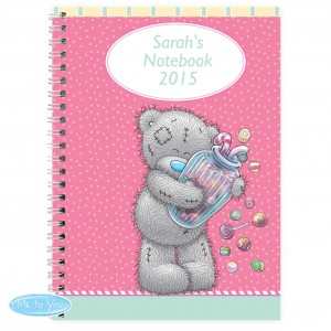 Me to You Candy Girl Notebook