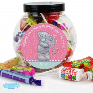 Me to You Candy Girl Sweets Jar