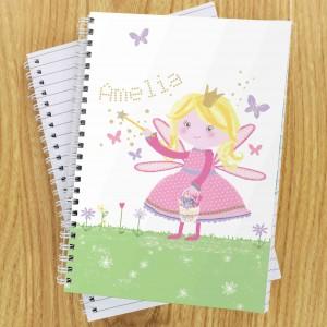 Garden Fairy Notebook