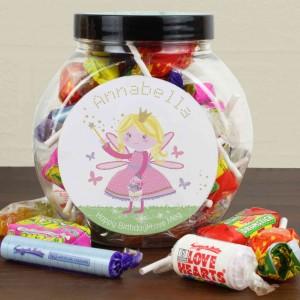 Garden Fairy Sweets Jar