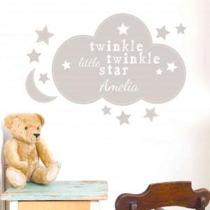 Twinkle Twinkle Wall Art