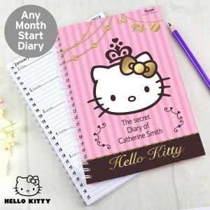 Hello Kitty Chic A5 Diary