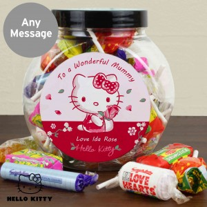 Hello Kitty Cherry Bloom Sweets Jar