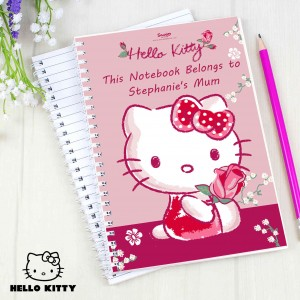 Hello Kitty Cherry Bloom Notebook