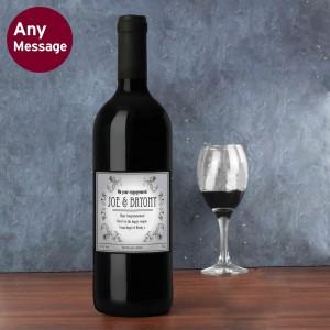 Vineyard Red Wine