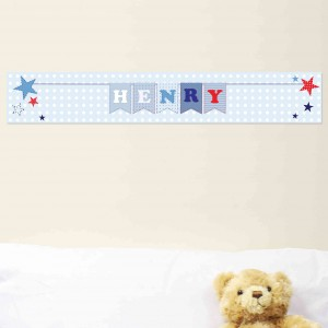 Star Bunting Banner