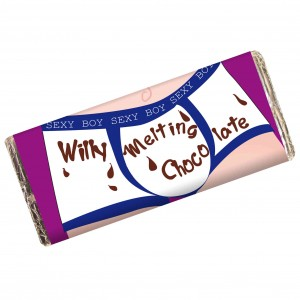 Willy Melting Milk Chocolate Bar