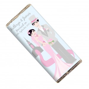 Fabulous Couple Milk Chocolate Bar