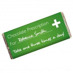 Milk Chocolate Prescription Bar