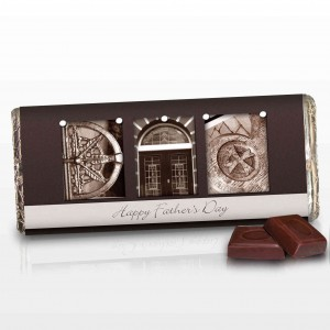 Affection Art Dad Chocolate Bar