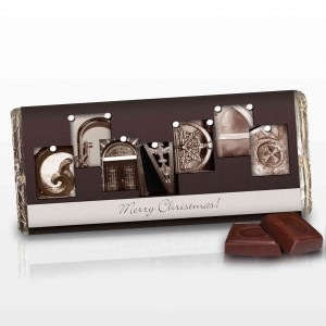 Affection Art Grandad Chocolate Bar