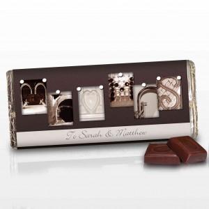 Affection Art Mr & Mrs Chocolate Bar