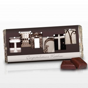 Affection Art Thirty Chocolate Bar