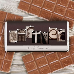 Affection Art Partner Chocolate Bar