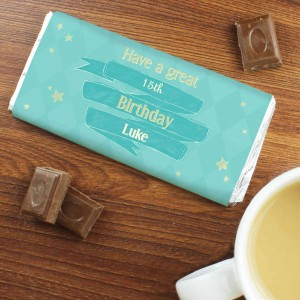 Shining Star Chocolate Bar
