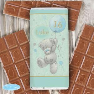 Me To You Balloon Chocolate bar