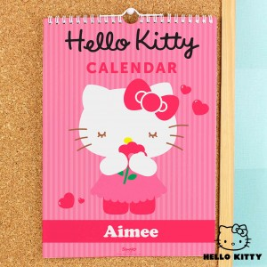 Hello Kitty Bow Calendar
