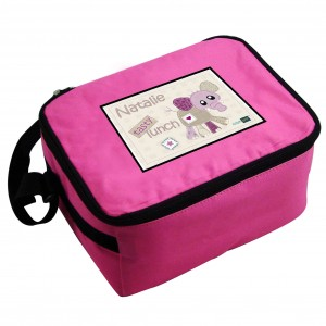 Cotton Zoo Wynciette the Elephant Lunch Bag