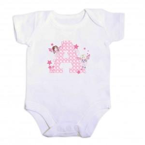 Fairy Letter Baby Vest