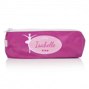 Ballerina Pink Pencil Case