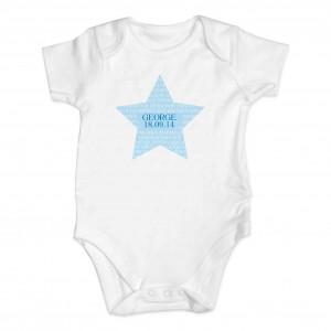 Shining Star 0-3 Months Baby Vest