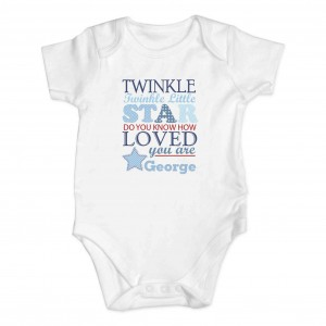 Twinkle Boys 0-3 Months Baby Vest