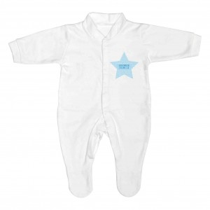 Shining Star 9-12 Months Babygrow