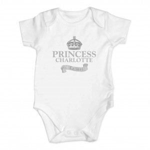 Royal Crown Baby Vest