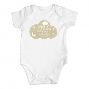 Twinkle Twinkle Baby Vest