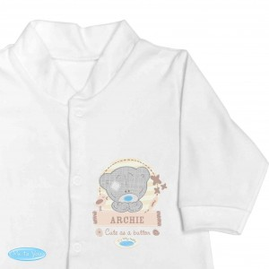 Tiny Tatty Teddy Baby Grow 9-12 Months