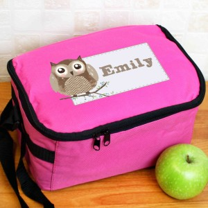 Woodland Owl Lunch Bag