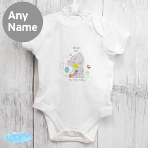 Tiny Tatty Teddy Cuddle Bug 0-3 Months Baby Vest