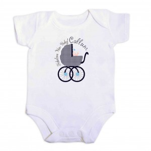 Fabulous Baby Boy Vest