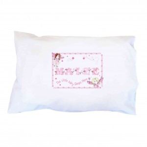 Fairy Letter Pillowcase