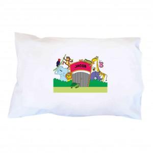 Zoo Pillowcase