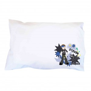 Too Cool Boy Pillowcase