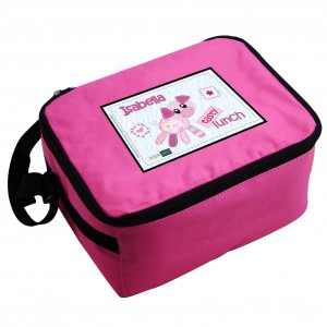 Cotton Zoo Organdie the Piglet Lunch Bag