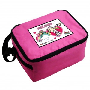 Bang on the Door Groovy Chick Lunch Bag