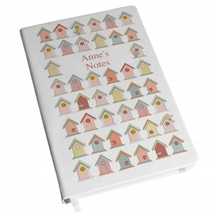 Birdhouse Hardback A5 Notebook