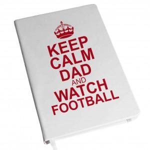 Keep Calm Hardback A5 Notebook
