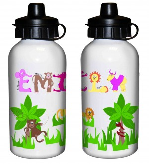 Animal Alphabet Drinks Bottle