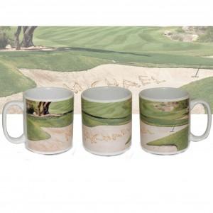 Golf Bunker Mug