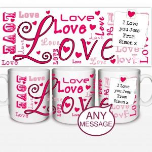 Lots of Loves Mug