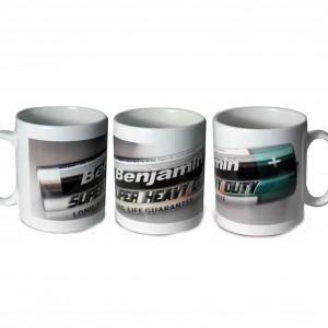 Batteries Mug