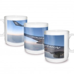 Jet Wing Mug