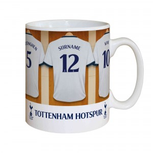 Tottenham Hotspurs Dressing Room Mug
