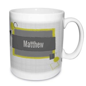 Retro Style Mug