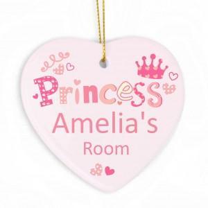 Princess Heart Decoration