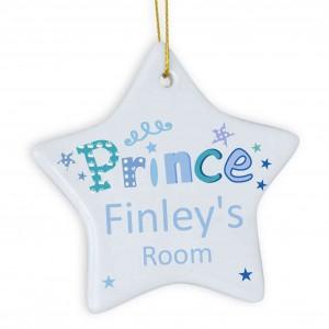 Prince Star Decoration