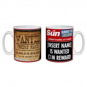 The Sun Wanted Mug